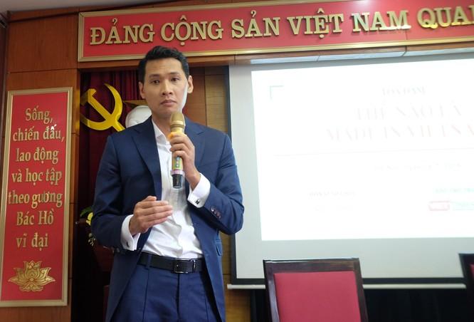 """Loay hoay tranh cãi """"Made in Vietnam"""": Thôi thì... """"Made in the world""""! ảnh 2"""