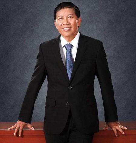 Tổng Giám đốc Vinpearl Air Phan Xuân Đức là ai? ảnh 1