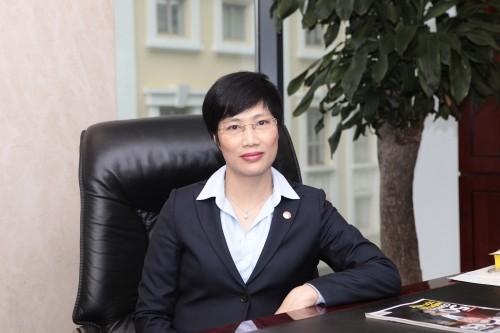 Tân Quyền Tổng Giám đốc BaoViet Bank Nguyễn Thị Thanh Hường là ai? ảnh 1