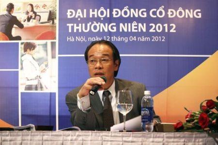 Ông Bùi Ngọc Bảo thôi chức Chủ tịch HĐQT PG Bank trước thềm ĐHĐCĐ bất thường ảnh 1