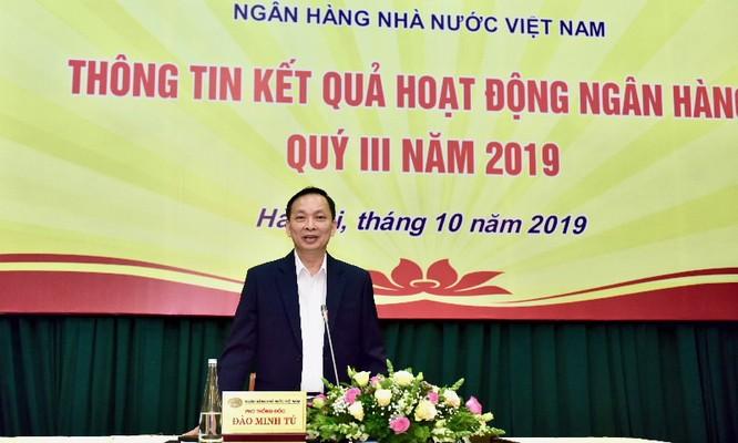 Tín dụng tăng trưởng 8,64% trong 9 tháng 2019, nguồn vốn cho cao tốc Bắc - Nam gặp khó ảnh 1