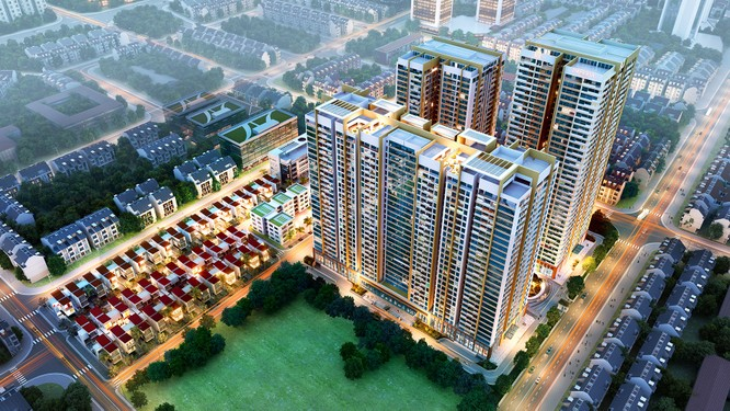 Chân dung 2 đối tác nhận chuyển nhượng 6 lô đất hơn 10.900 tỷ đồng tại Vinhomes Smart City ảnh 1