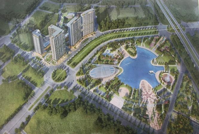 Dự án 4.500 tỷ đồng Golden Palace A: Từ PVN đến PVC, từ PVC đến Mai Linh, từ Mai Linh đến... một Mai Linh khác ảnh 1