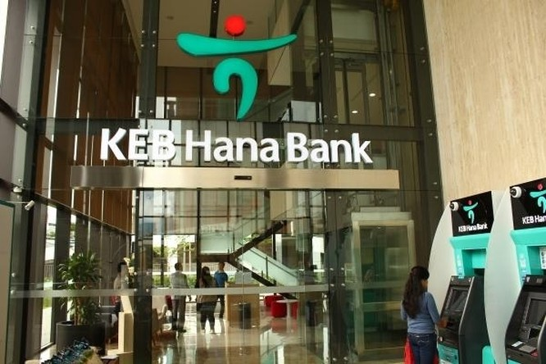 Ngày đón KEB Hana Bank của BIDV thêm gần ảnh 1