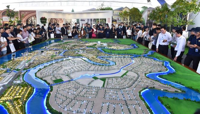 20.000 lượt khách đã đến Novaland Expo ảnh 1
