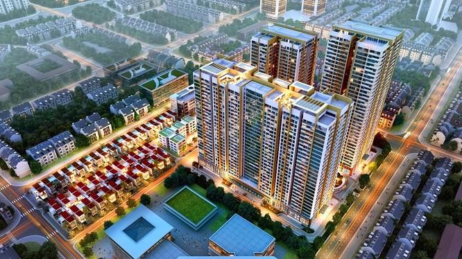 """""""Bóng"""" dự án Imperia Smart City sau 1.812 tỷ đồng trái phiếu lãi suất """"mềm""""của thành viên MIKGroup ảnh 1"""