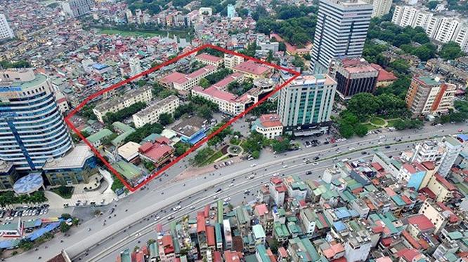"""Kế hoạch đổi đời Khách sạn Kim Liên với 600 triệu USD của """"bầu"""" Thụy ảnh 2"""
