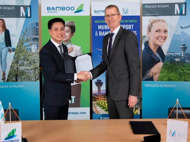 Mở đường bay thẳng tới CHLB Đức, Bamboo Airways tiến vào thị trường EU ảnh 1