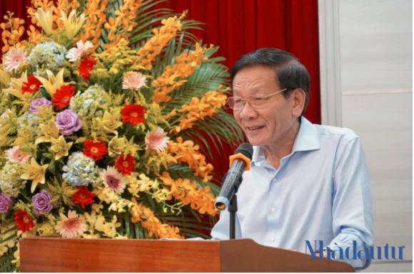 Nhà báo Võ Tá Quỳnh làm Trưởng VPĐD Bắc Trung Bộ của Tạp chí Nhà Đầu Tư ảnh 3