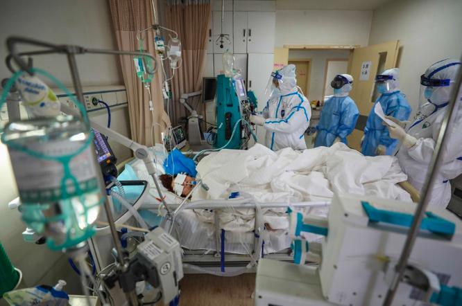Trung Quốc có thể đã ngăn chặn virus corona, nhưng với cái giá quá đắt ảnh 1