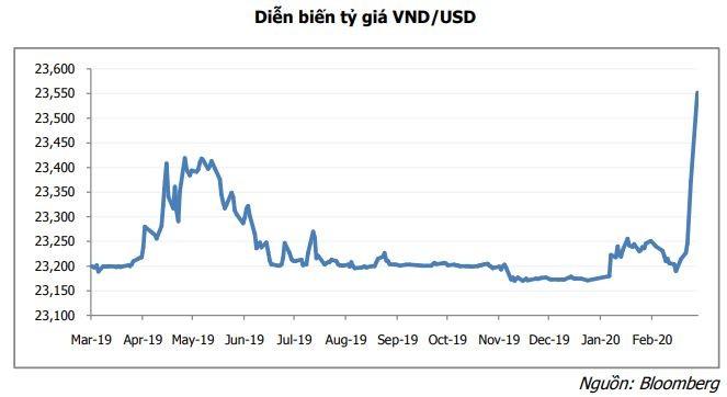 Hết năm 2020, VND dự kiến mất giá 2% so với USD ảnh 1