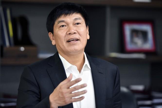 Bác tin đồn Vietcombank giải chấp 100 triệu cp HPG của ông Trần Đình Long ảnh 1