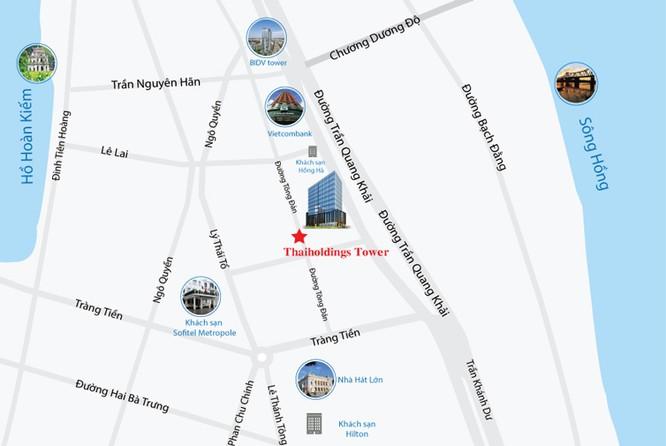 """LienVietPostBank chi 150 tỷ đồng """"đặt chỗ"""" tại tòa nhà 17 Tông Đản ảnh 1"""