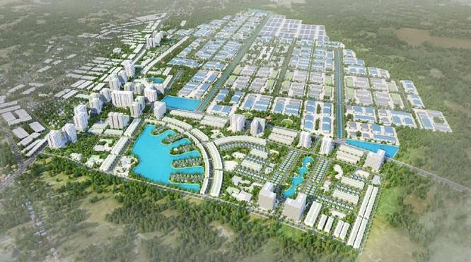"""Định vị chủ """"siêu dự án"""" KCN ứng dụng công nghệ cao 600ha tại Bà Rịa - Vũng Tàu ảnh 1"""