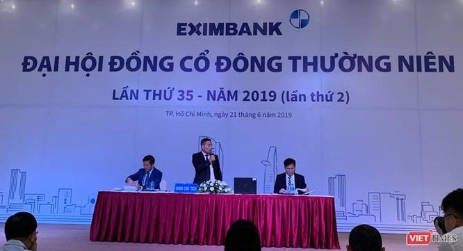 """Eximbank: Ông Cao Xuân Ninh lại muốn """"trả ghế"""" Chủ tịch HĐQT ảnh 1"""