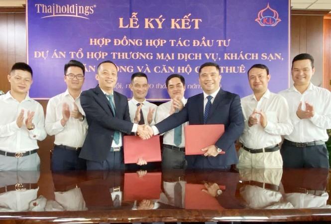 """Cuộc đảo vai Thaigroup - Thaiholdings và nước cờ của """"bầu"""" Thụy ảnh 2"""
