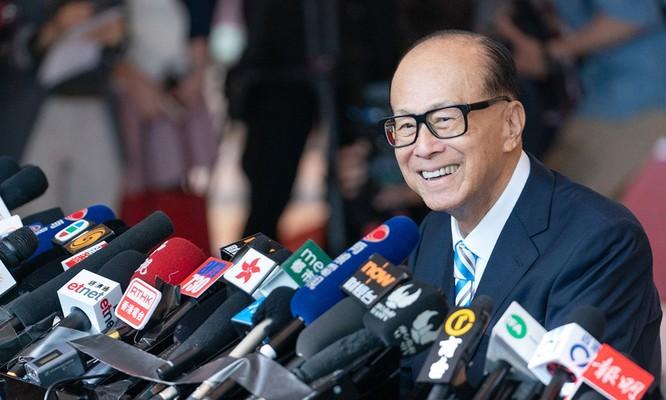 Lý Gia Thành vẫn giàu nhất Hong Kong nhờ Zoom ảnh 1