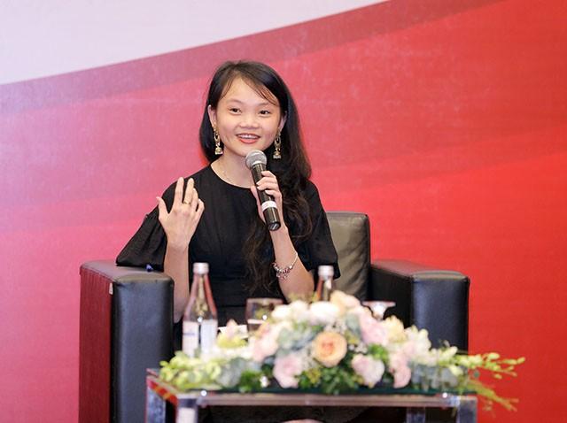 Con gái ông Vũ Văn Tiền, Mai Hữu Tín chia sẻ chuyện kế nghiệp gia đình ảnh 2
