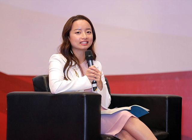 Con gái ông Vũ Văn Tiền, Mai Hữu Tín chia sẻ chuyện kế nghiệp gia đình ảnh 1