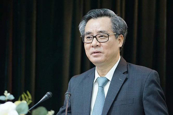 Phó Trưởng ban Tổ chức T.Ư: công tác nhân sự đại hội các cấp có 3 điểm nổi bật ảnh 1