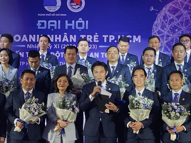 Doanh nhân Phạm Phú Trường làm Chủ tịch Hội Doanh nhân trẻ TP. HCM ảnh 1