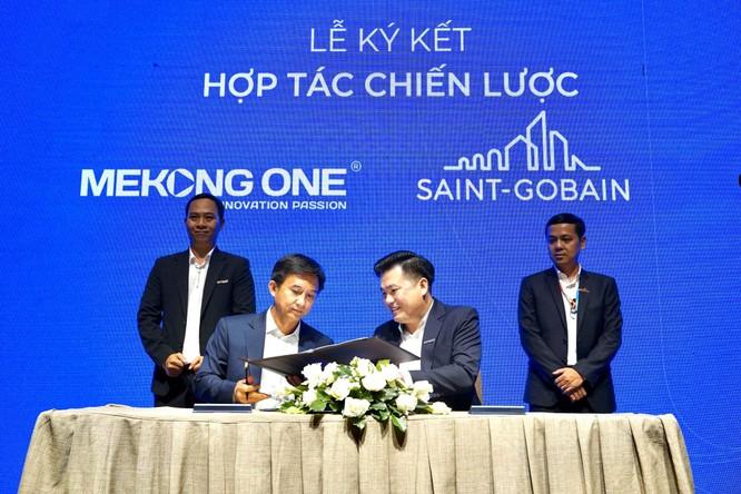 Mekong One ký kết hợp tác chiến lược với Ecopark và Crystal Bay ảnh 3
