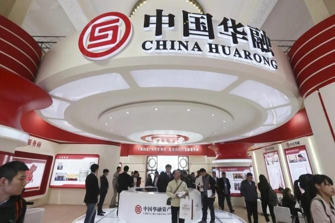 Núi nợ của ngân hàng quản lý nợ xấu lớn nhất Trung Quốc ảnh 4