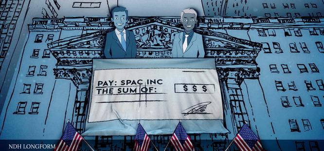 Niêm yết sàn ngoại: SPAC có gì khác? ảnh 1