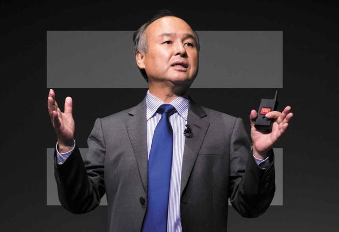 Chiến lược 'tăng trưởng bằng mọi giá' của ông chủ SoftBank ảnh 1