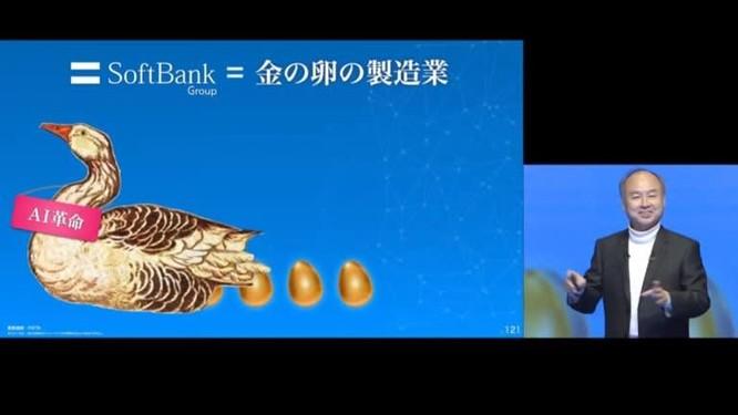 Chiến lược 'tăng trưởng bằng mọi giá' của ông chủ SoftBank ảnh 3