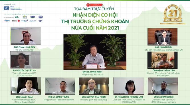 Thị trường chứng khoán Việt Nam có thể tăng tới 40% sau nhịp điều chỉnh ảnh 1