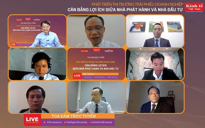 Trái phiếu DN là rủi ro cho thị trường tài chính Việt Nam từ 3-5 năm tới? ảnh 1
