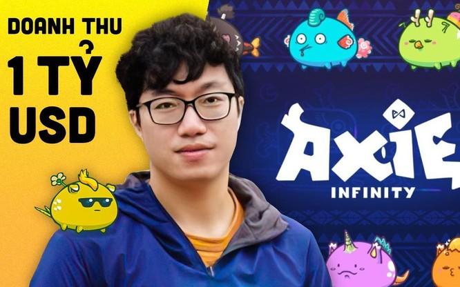 Axie Infinity tạo ra 488 triệu USD doanh thu trong vòng 90 ngày, giá đồng AXS tăng vọt giúp nhóm sáng lập Sky Mavis của Nguyễn Thành Trung sở hữu gần 1 tỷ USD ảnh 1