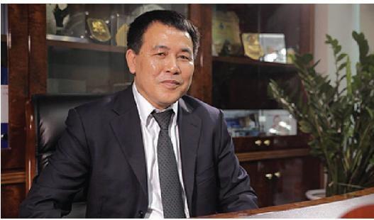Dấu ấn doanh nhân Lưu Quang Lãm ở cụm điện gió Đông Thành 9.452 tỉ đồng ảnh 1