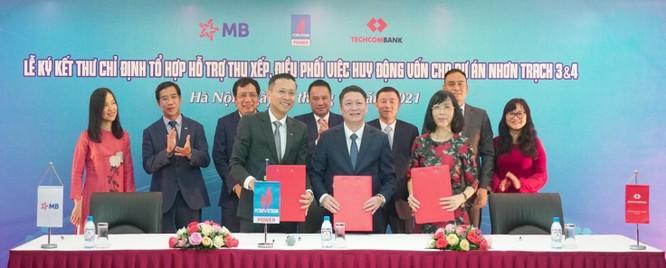 MB và Techcombank thu xếp vốn cho PVPower làm cụm nhà máy điện khí Nhơn Trạch 1,4 tỉ USD ảnh 1