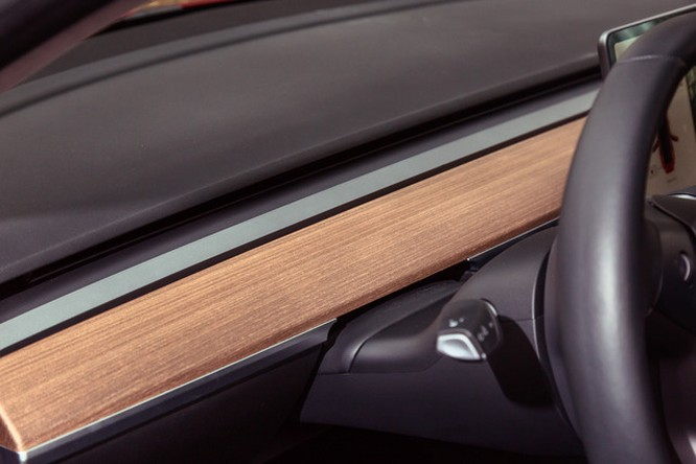 Nội thất độc nhất vô nhị của Tesla Model 3 ảnh 4