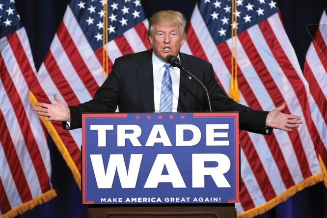 Donald Trump bài binh bố trận bao vây Trung Quốc ảnh 1