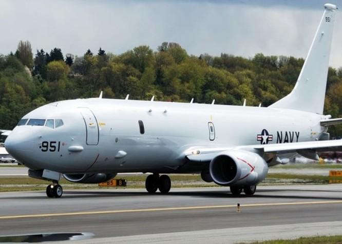 Mỹ cho máy bay tuần thám trinh sát các đảo nhân tạo Trung Quốc chiếm giữ phi pháp ở Trường Sa ảnh 1