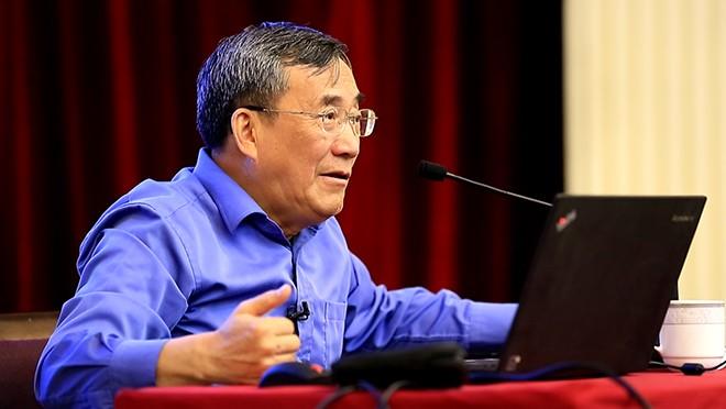 """Học giả Trung Quốc: """"Đề ra chiến lược """"Vành đai, con đường"""" là không hiểu lịch sử!"""" ảnh 1"""