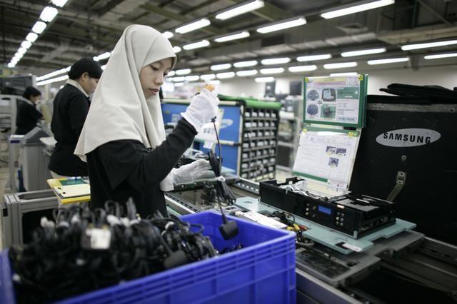 """Chiến tranh thương mại Trung – Mỹ khiến đầu tư nước ngoài đang từ Trung Quốc """"chạy"""" sang Việt Nam và Ấn Độ ảnh 3"""