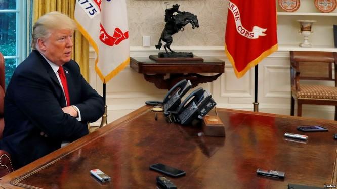 Tổng thống Donald Trump: Đừng trông chờ gì ở cuộc đàm phán mậu dịch Trung – Mỹ tuần này ảnh 4