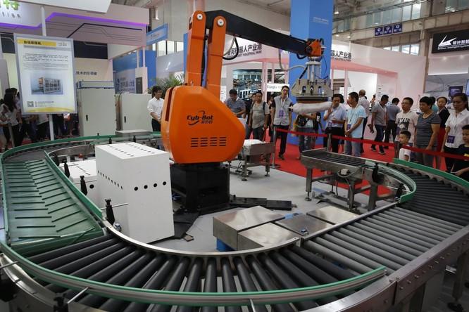 """Bài 4: """"Made in China 2025"""" đã trở thành mối đe dọa với thế thống trị của Mỹ trong các lĩnh vực kỹ thuật độc quyền của các công ty Mỹ và phương Tây ảnh 3"""