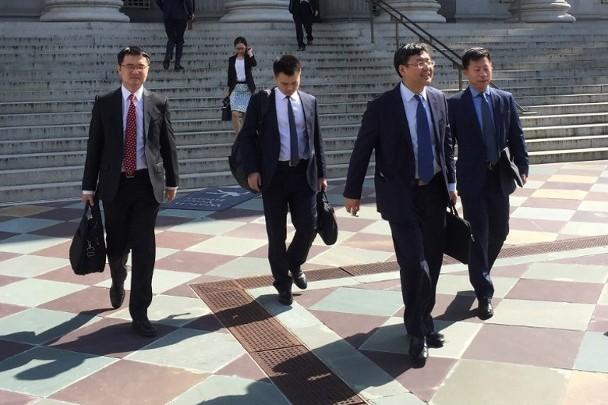 Kết thúc vòng đàm phán mậu dịch Trung – Mỹ: tốn công vô ích! ảnh 1