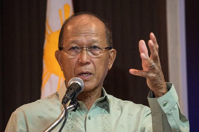 Philippines phản đối Trung Quốc kéo nhà máy điện hạt nhân nổi tới Biển Đông ảnh 1