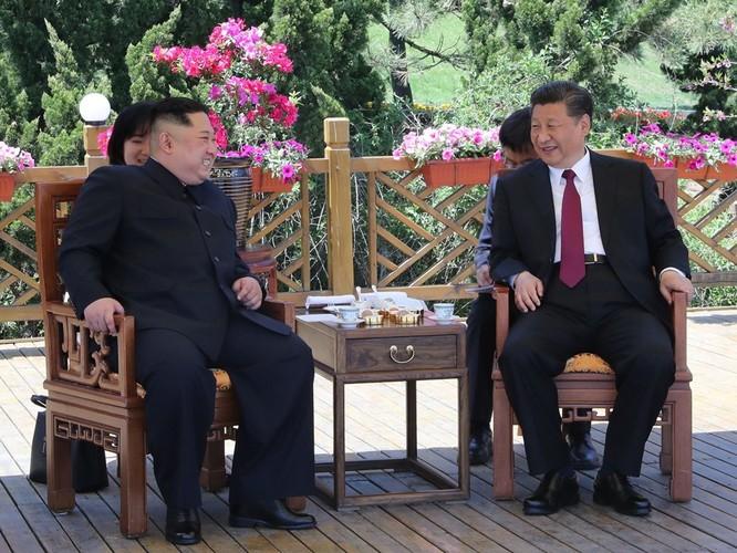 """Ông Donald Trump hủy bỏ chuyến thăm Triều Tiên của Mike Pompeo để tập trung """"đánh"""" Trung Quốc ảnh 2"""