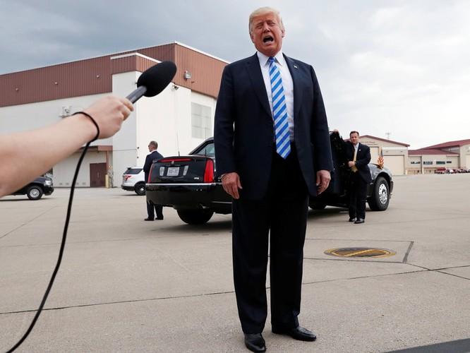 """Ông Donald Trump hủy bỏ chuyến thăm Triều Tiên của Mike Pompeo để tập trung """"đánh"""" Trung Quốc ảnh 1"""