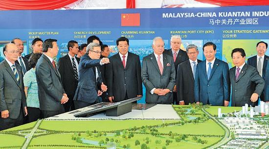 """Ông Mahathir kiên quyết yêu cầu Trung Quốc dỡ bỏ """"Trường thành"""" ở Malaysia ảnh 3"""