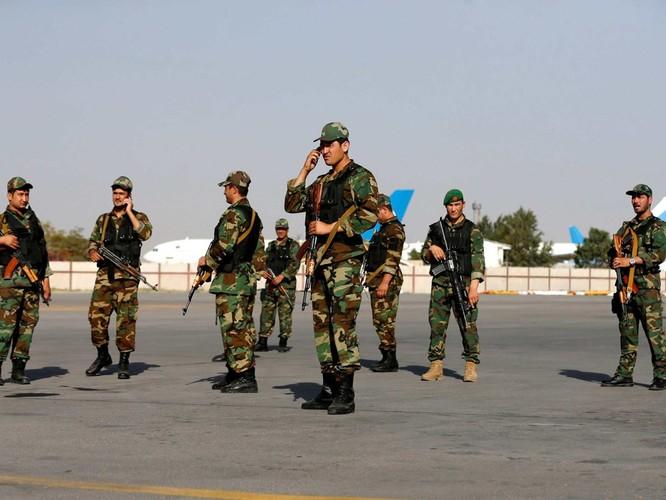 Trung Quốc lập căn cứ huấn luyện quân sự ở Afghanistan ảnh 1