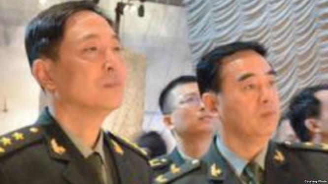 Hàng loạt tướng Trung Quốc liên tiếp bị quật ngã vì tham nhũng ảnh 1