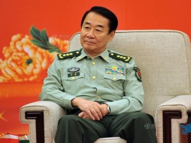 Hàng loạt tướng Trung Quốc liên tiếp bị quật ngã vì tham nhũng ảnh 6